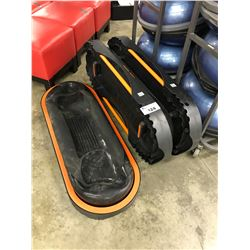 3 TERRA - CORE  INFLATABLE FITNESS BALANCE BOARD TRAINERS