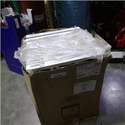 BOX OF PLEATED CARBON AIR FILTERS 18 X 24 X 2