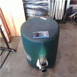 SOFT TUB CONTROL CENTER