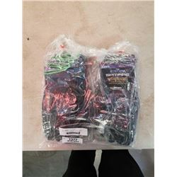 BAG OF SIZE XL AND XXL WORK GLOVES