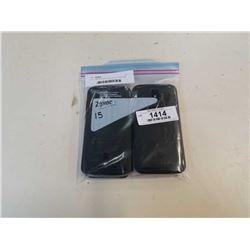 2 BLU C6L PHONES, MAX WEST NITRO 55R, AND TECNO CAMON C9