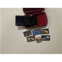 NINTENDO DS AND GAMEBOY ADVANCE GAMES