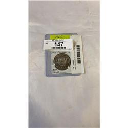 1965 CANADIAN SILVER DOLLAR .800 SILVER