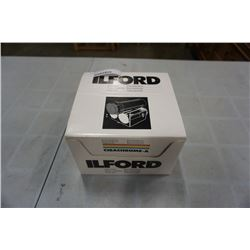 ILFORD MOTOR BASE IN BOX