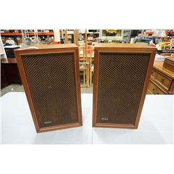 PAIR OF SONY SS-610 SPEAKERS