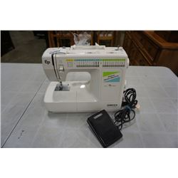 OMEGA DELUXE DEMIN SEWING MACHINE MODEL 7500