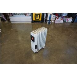 Delonghi oil heater