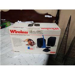 WIRELESS DELUXE SPEAKER W440 IN BOX