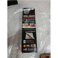 AS NEW IN BOX GRILL GRATE