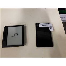 AMAZON TABLET AND EREADER - UNTESTED