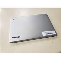 TOSHIBA CHROMEBOOK - UNTESTED