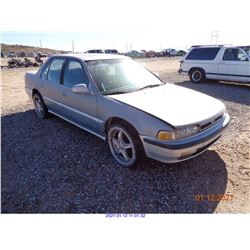1993 - HONDA ACCORD EX