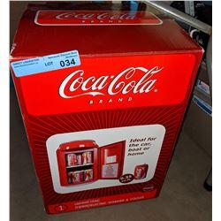 Thermal electric Coca Cola cooler