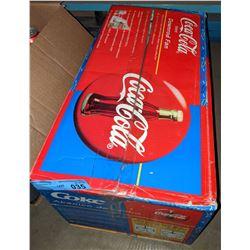 Coca-Cola downrod fan