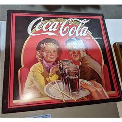 """Coke 2006 calendar (14"""" x 12.5"""")"""