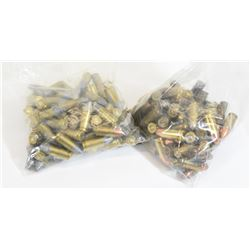 160 Rounds of Reloaded 9mm Ammunition
