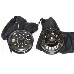 2 Fly Fishing Reels