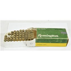 37 Rounds Remington 32-20 Ammunition