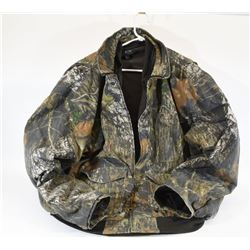 Red Head Camo Jacket