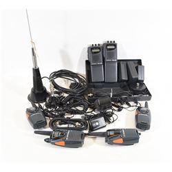 Box Lot Parts Radios