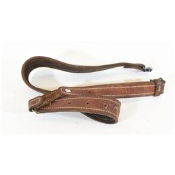 "Levy's Handcrafts Leather Gun Sling 36"" Long"
