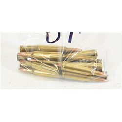 18 Rounds of 6mm Remington