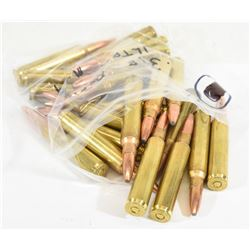 20 Rounds of 338 Remington Ultra Mag Ammo
