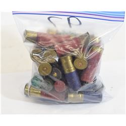 "31 Rounds of 12 Gauge 2 3/4"" Assorted Shells"