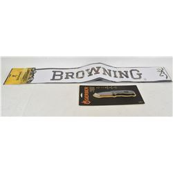 Gerber Knife & Browning Sticker