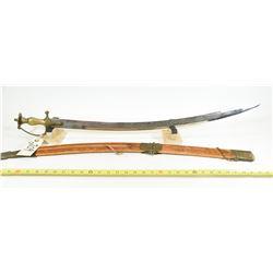 Vintage Indian Talwar Sword