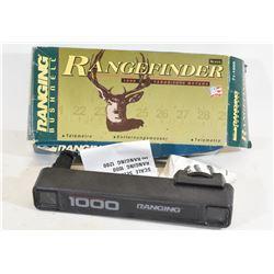 Bushnell 1000 Yard/Meter Manual Range Finder