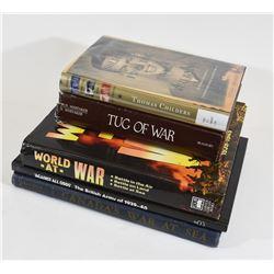World War II Book Lot