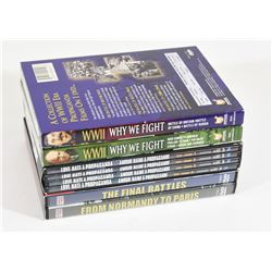 World War II DVD Lot