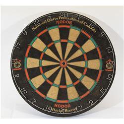 Official Dart Board