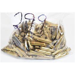 185 Pieces Mixed 6.5 X 55 Brass