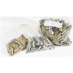 757 Pieces 357 Fired Brass