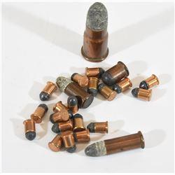 Assorted Vintage Rimfire Ammunition