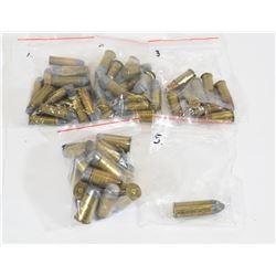 Lot of Vintage Revolver Ammunition