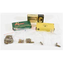 Box Lot of Small Caliber Pistol Ammunition