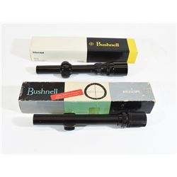 Vintage Bushnell Rifle Scopes