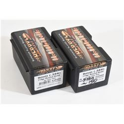 400 Pieces 9 mm Projectiles