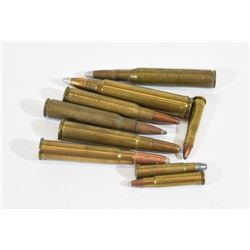 Mixed Lot of Sporting Rifle Cartridges