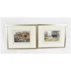 2 Andrew Kiss Prints