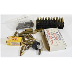 Box Lot of Assorted Ammunition