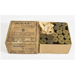Kynoch 'Bonax' 10 Gauge Shotshells