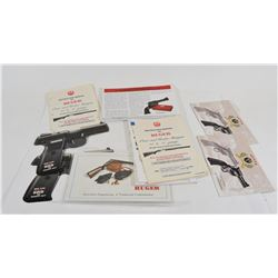 Ruger Manuals and Literature