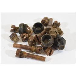 Miscellaneous Inert Russian Grenade Parts
