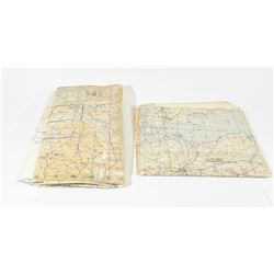 WW2 German Airforce maps