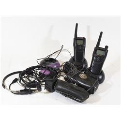 Motorola XTN Series Walkie Talkies/Radios