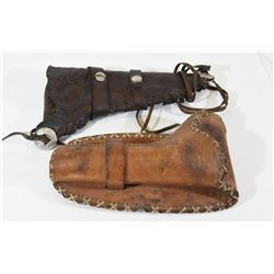 Leather SAA Style Holsters